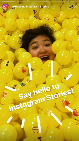 Instagram Stories is rolling out to users now. Snapchat beware, the big dogs are here to play.